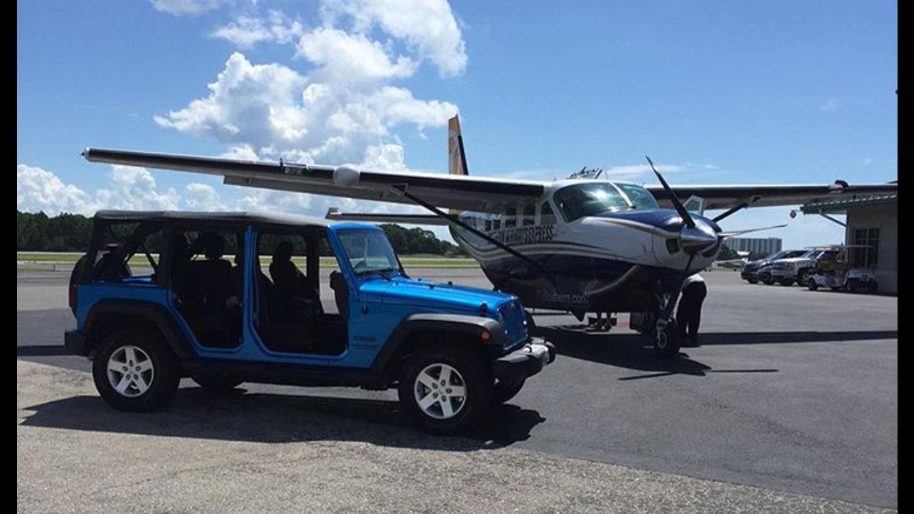 Destin jeep rentals airport car rental delivery jeep