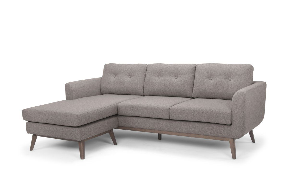 Varennes Reversible Sectional In 2019 Sectional Sofa