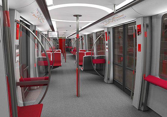 metro interior design - Buscar con Google
