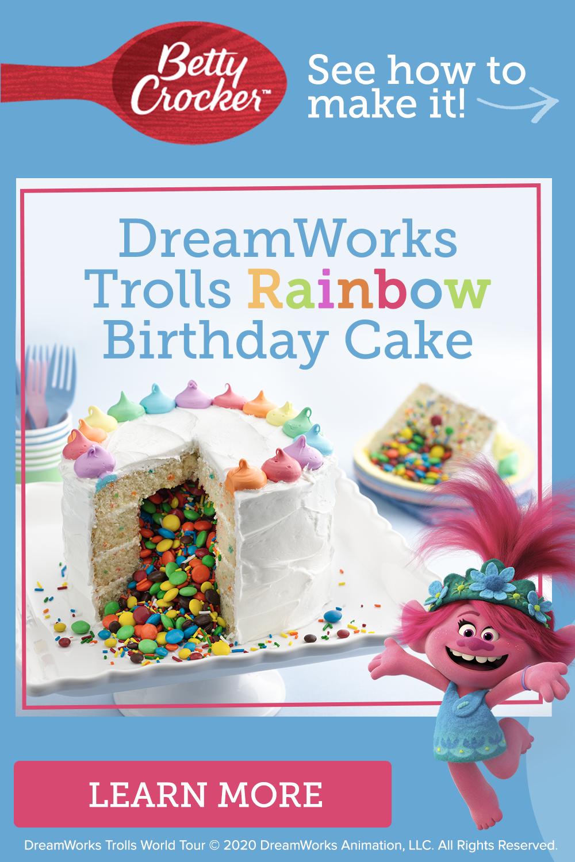 Excellent Rainbow Surprise Inside Cake Recipe In 2020 Rainbow Birthday Funny Birthday Cards Online Elaedamsfinfo
