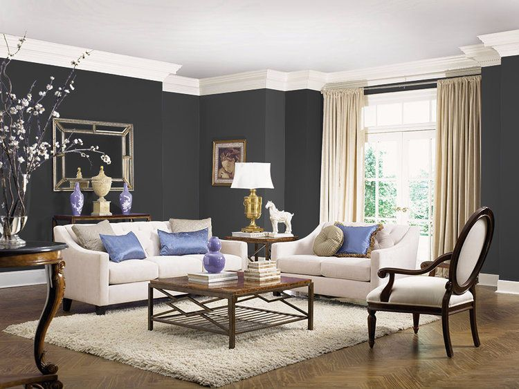 2018 Color Of The Year The Complete List Nicole Janes Design Living Room Paint Paint Colors For Living Room Living Room Wall Color