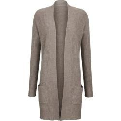 Photo of Alba Moda, cardigan with cashmere, beige Alba Moda