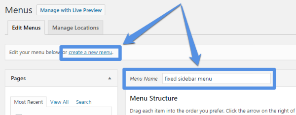 How to Build a Responsive Fixed Sidebar with Smooth