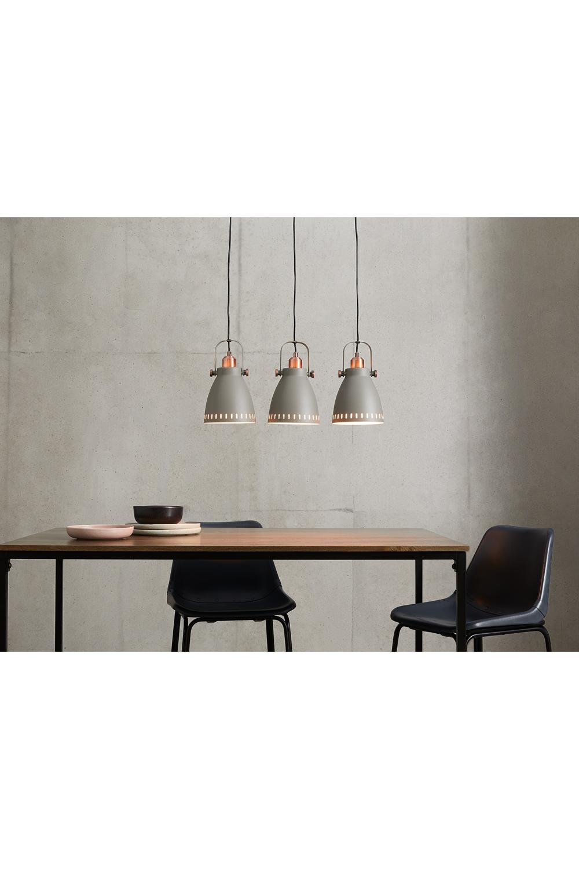 Made Pendelleuchte Grau In 2020 Designer Lampen Esstisch Pendelleuchte Esstisch Beleuchtung