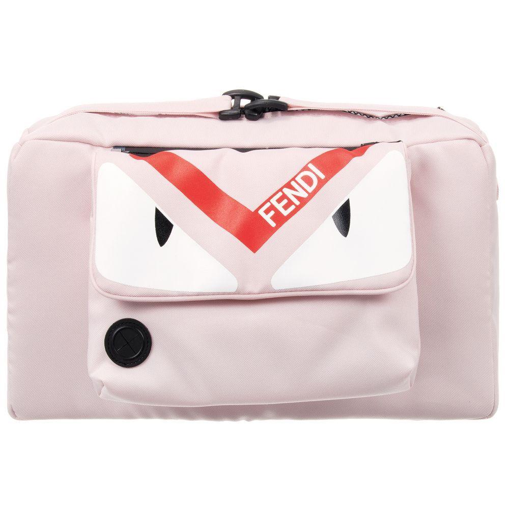 f175d01dd9 Fendi - Pink Stroller Baby Bag (35cm)