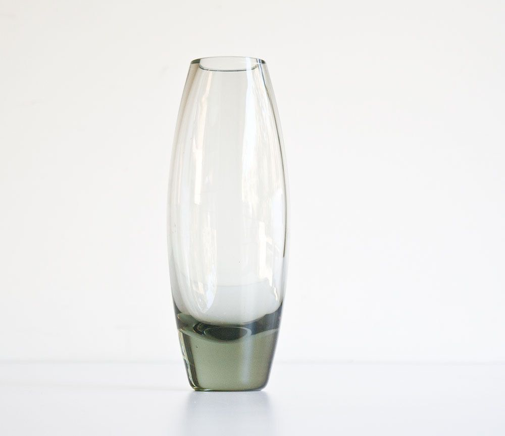 Vintage danish modern holmegaard hellas smoked glass vase vintage danish modern holmegaard hellas smoked glass vase reviewsmspy