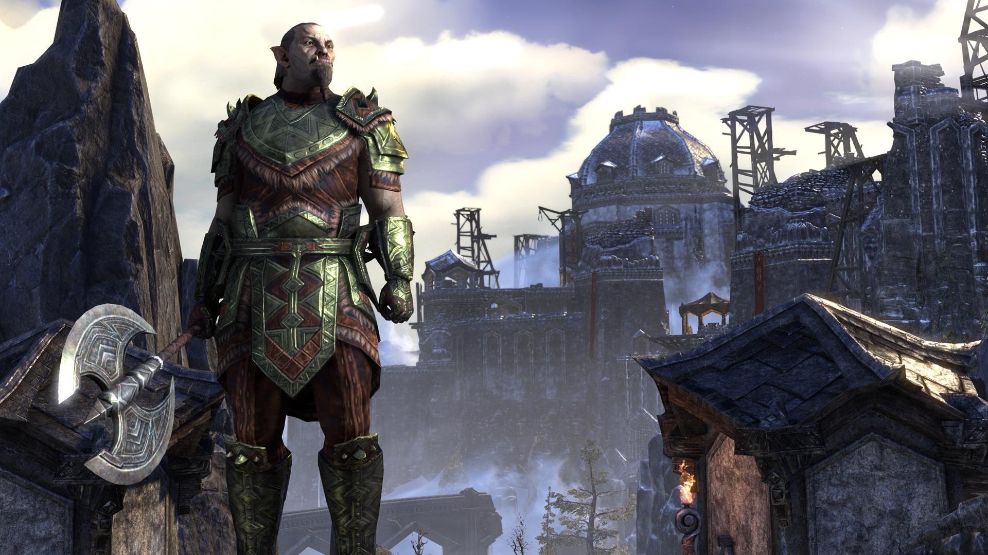 Orsinium - The Elder Scrolls Online | Elder Scrolls | Elder