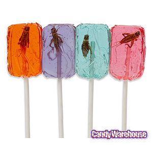 Just found Cricket Lollipops: 36-Piece Box @CandyWarehouse, Thanks for the #CandyAssist!