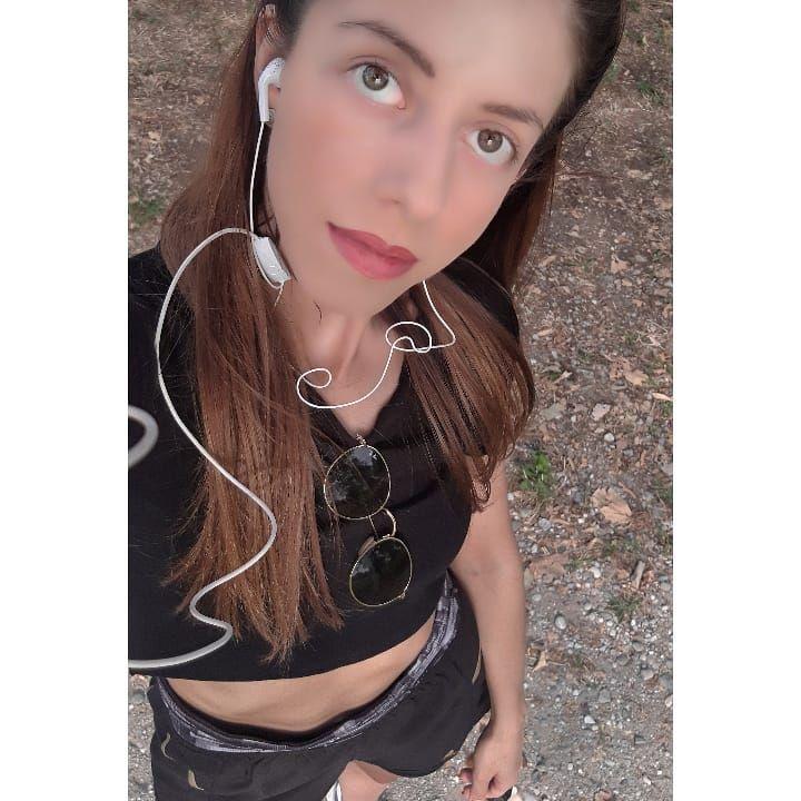 Dopo una lunga estate a poltrire... 🙈🏃♀️ . #me #selfie #morning #walking #run #running #training #c...