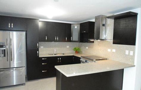 cocina integral moderna pequeña - Buscar con Google Design - cocinas integrales modernas