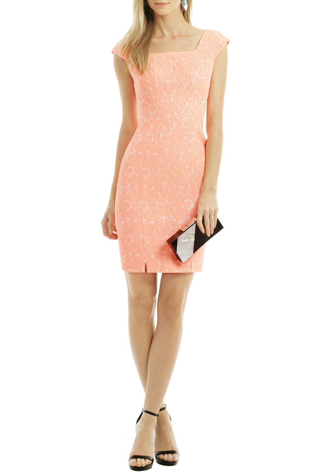 646c5f72b2b Buy Sunkiss Glow Sheath by Yoana Baraschi for  71 from Rent the Runway.  Cute Coral Dresses ...