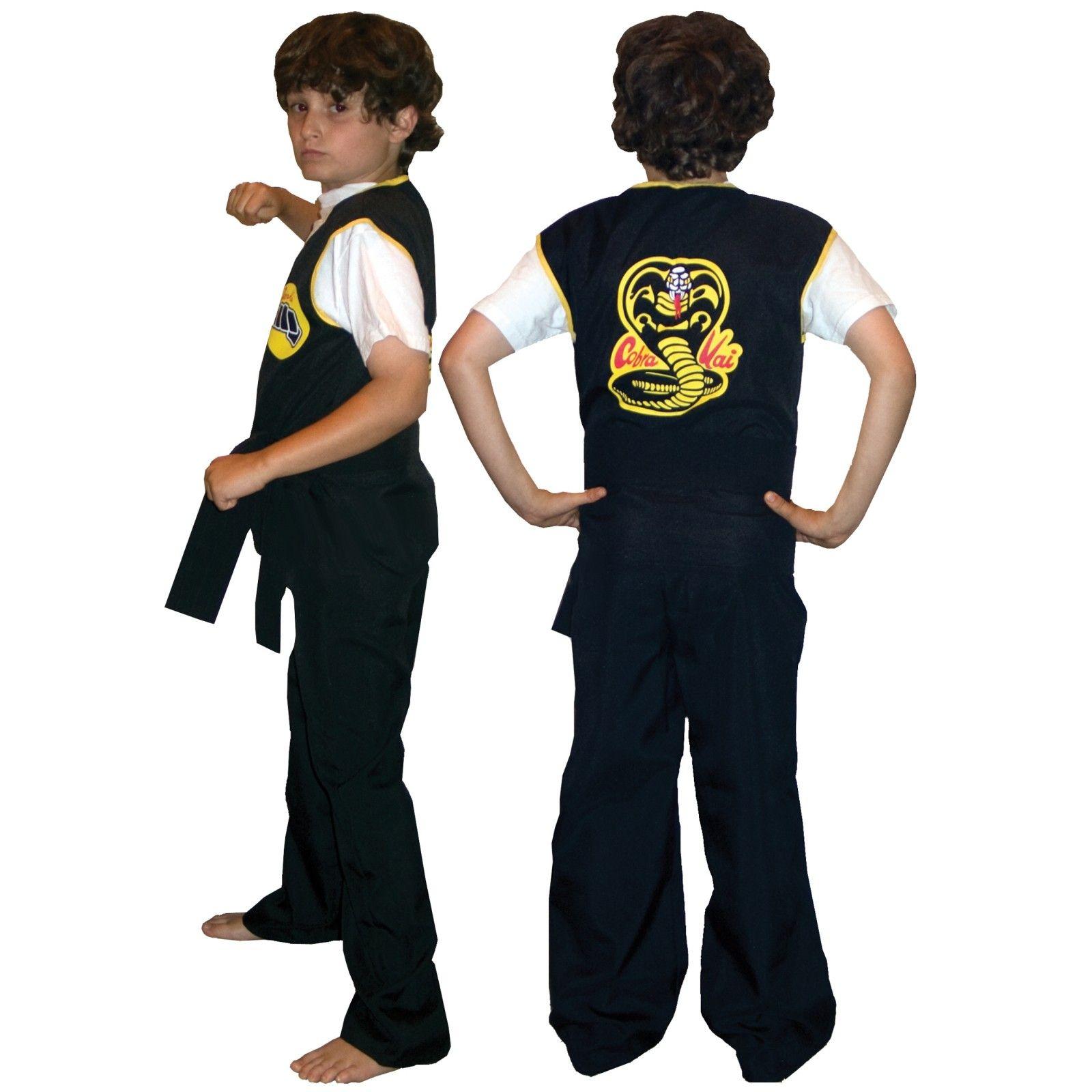 Cobra Kai Child Costume Ninja costume kids, Kids