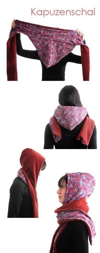 Pin de Donna Artsy en NECK WARMER---- Fleece or yarn? | Pinterest ...