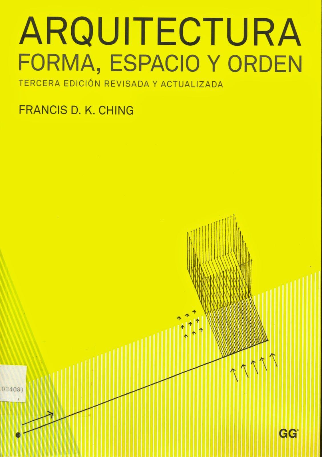 Post 10 Libros Que Todo Estudiante De Arquitectura