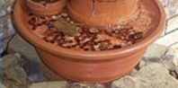How to Make a Water Fountain Using Clay Pots | eHow.com