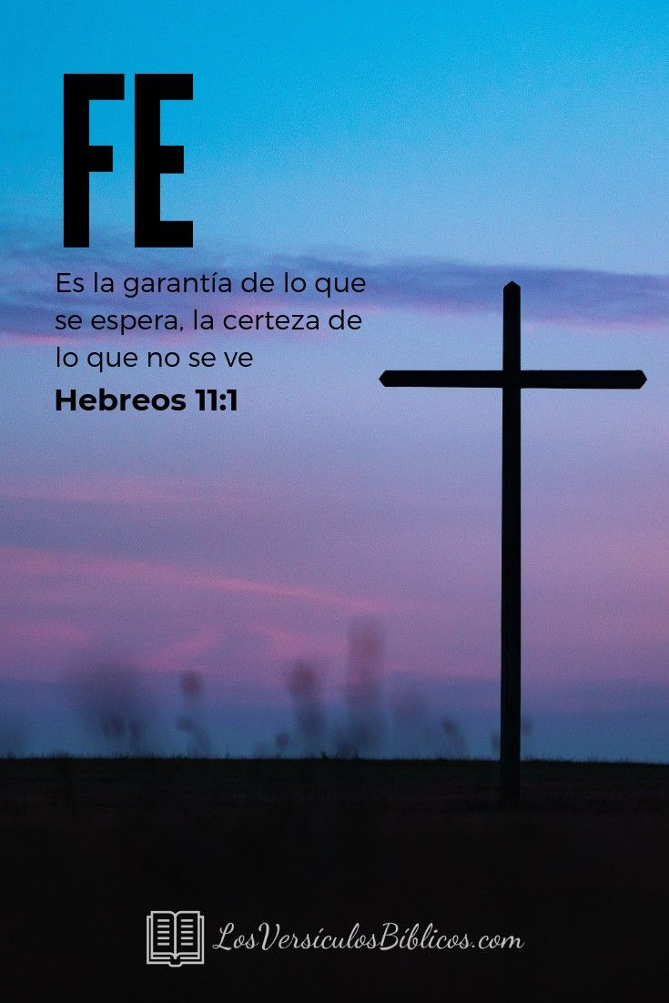 103+ Versículos Biblicos de Fe