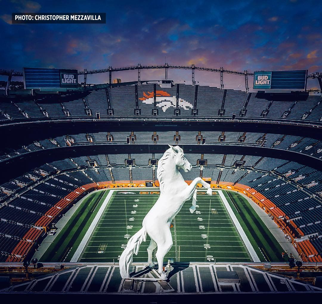 Here's what the Denver Broncos 2019 schedule will look like