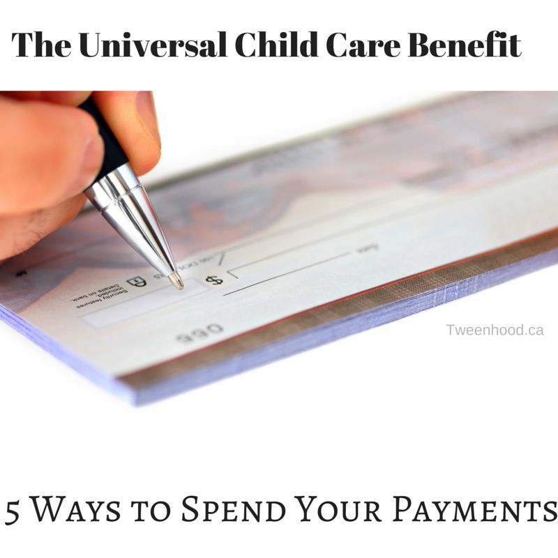 5 smart ways to spend your universal child care benefit