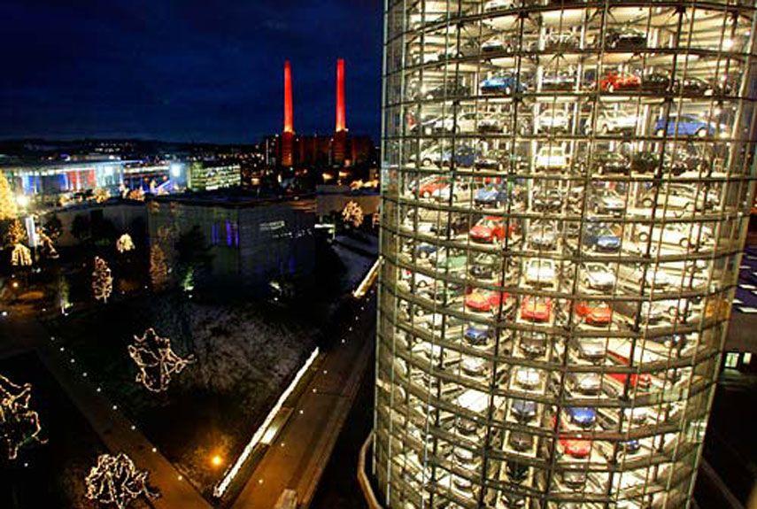 Location Wolfsburg Germany Background Volkswagen S