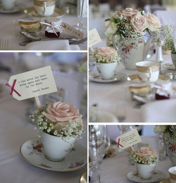 Antique Wedding Bouquets