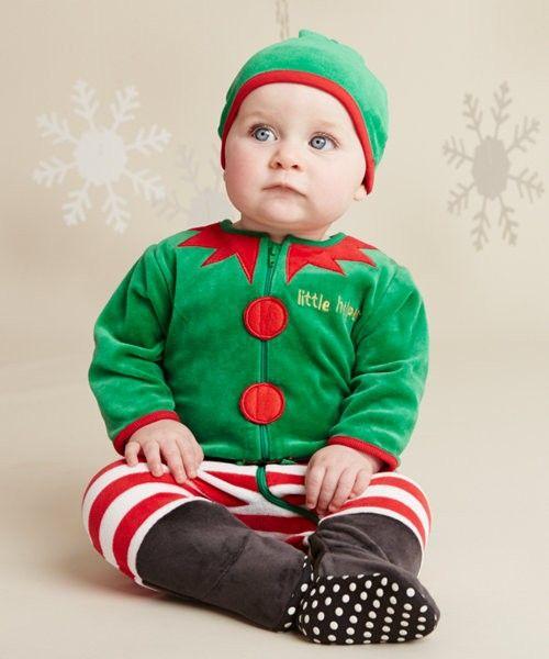 dise/ño de Elfo Body para beb/é Mothercare