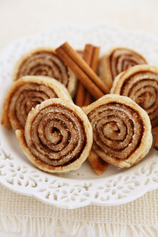3 Ingredient Cinnamon Sugar Pie Crust Cookies The Ultimate Comfort Cookie And Full Of