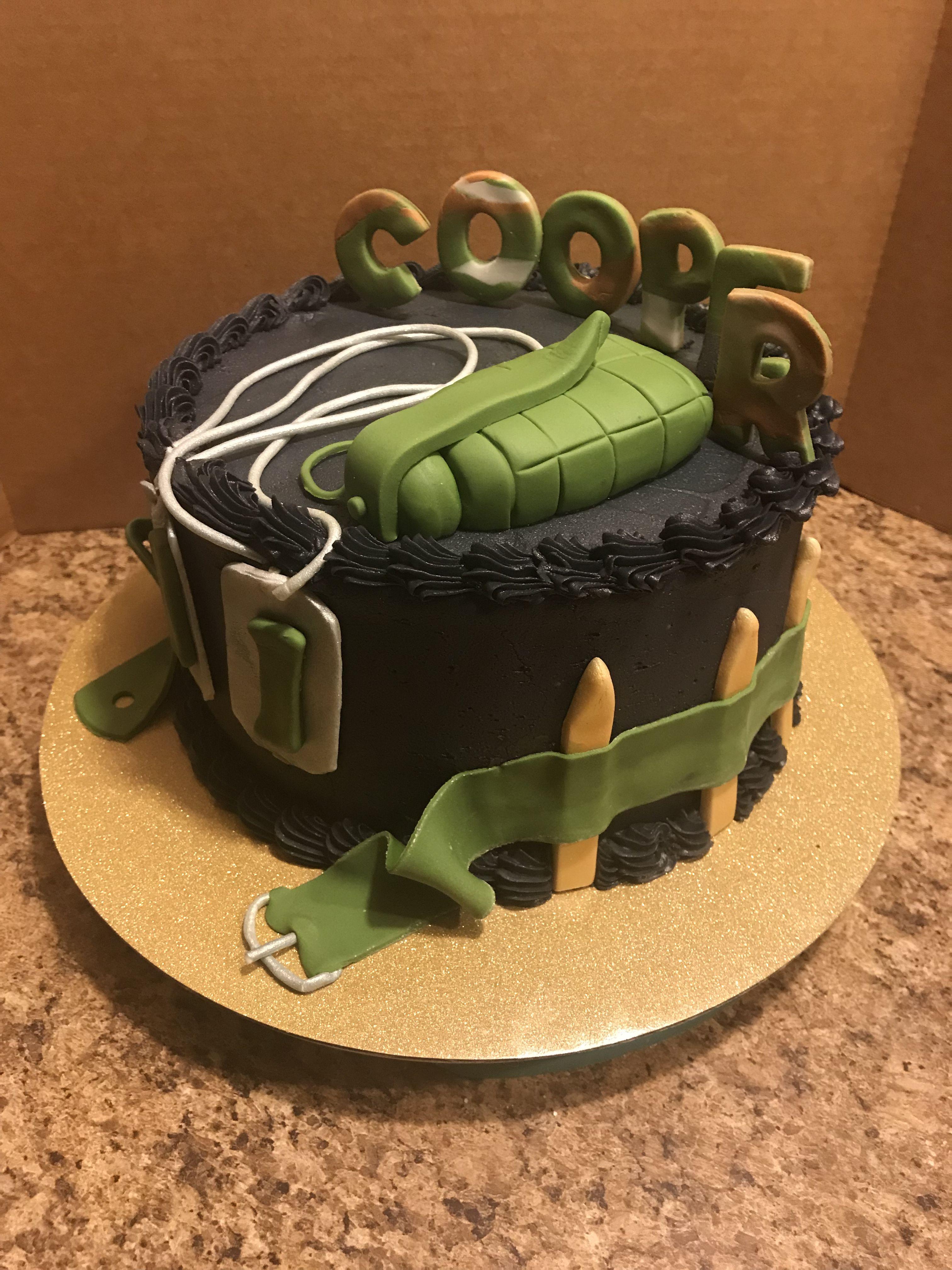 Army Birthday Cake My Cakes Pinterest Army Birthday Cakes