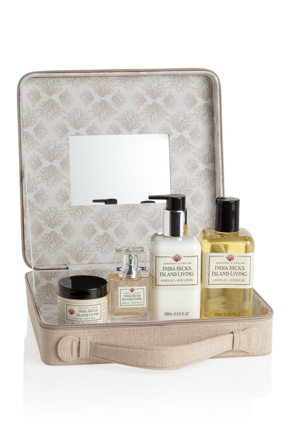 Crabtree & Evelyn India Hicks Island Living Luxury Gift Box - want!
