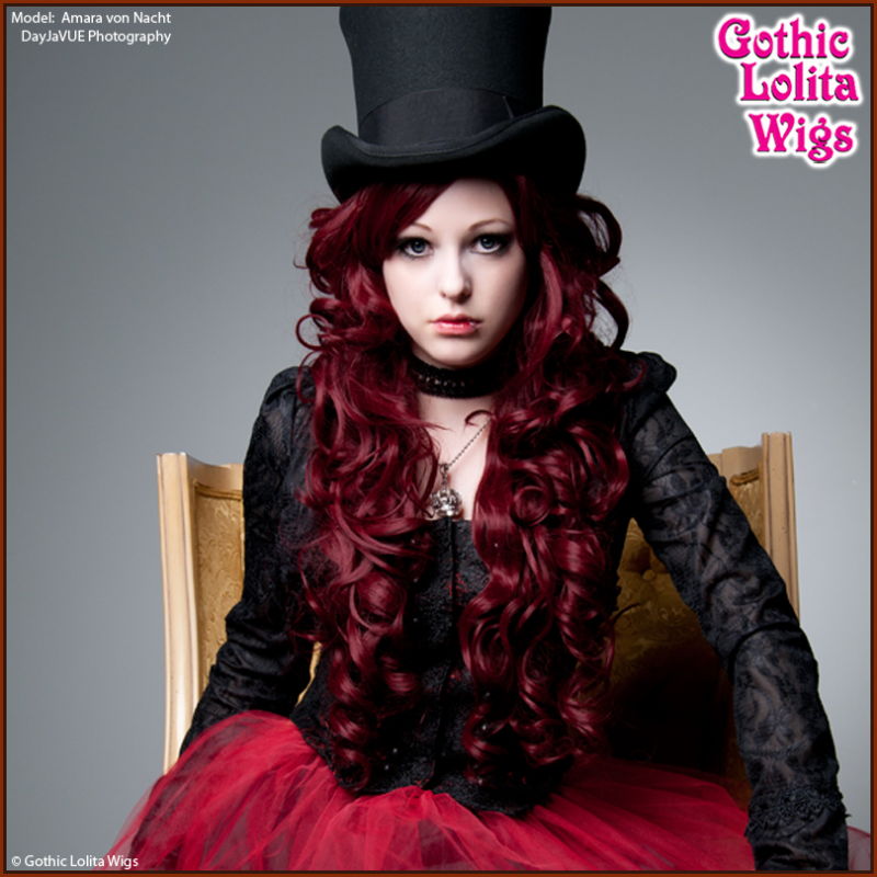 (http://www.gothiclolitawigs.com/duchess-collection-burgundy/)