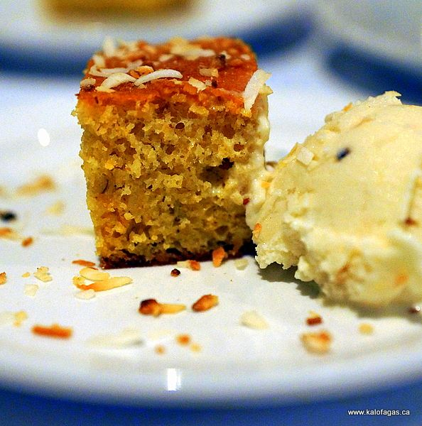 Revani syrup cake yes another delicious recipe by my favourite another delicious recipe by my favourite greek food blogger forumfinder Images