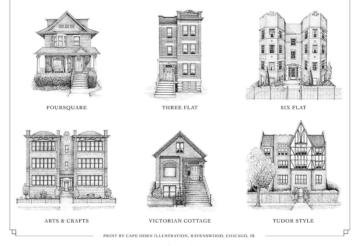 A Guide To Chicago Home Styles In 2020 Interior Design Classes