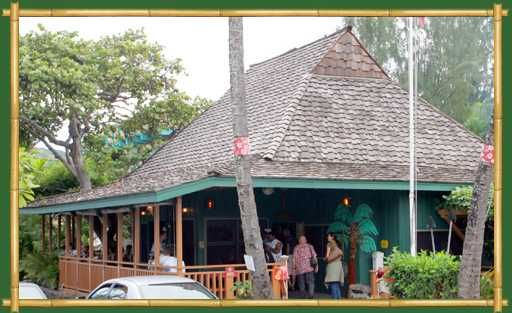 Buzz's Steak House, Hawaii. What is better than eating ...