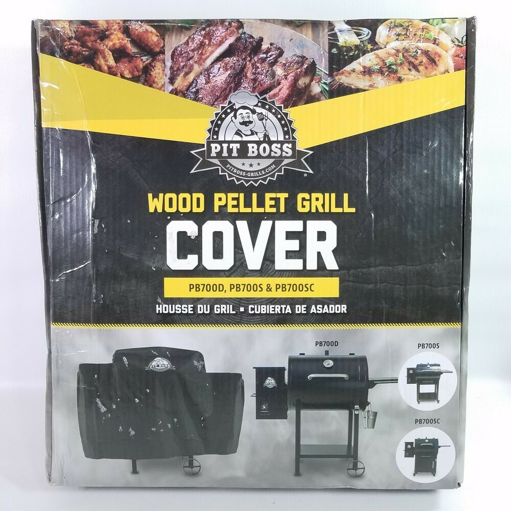 Pit Boss 73701 Grill Cover for 700D 700S 700SC Wood Pellet ...