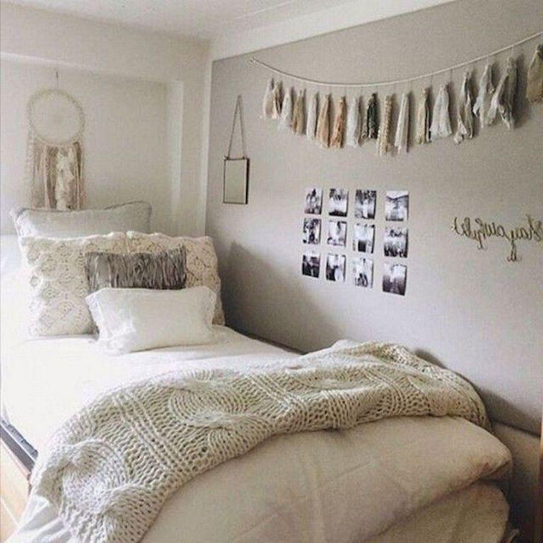 55 Rustic And Cute Dorm Room Decorating Ideas Rustic Dorm Room College Apartment Decor Dorm Room Designs