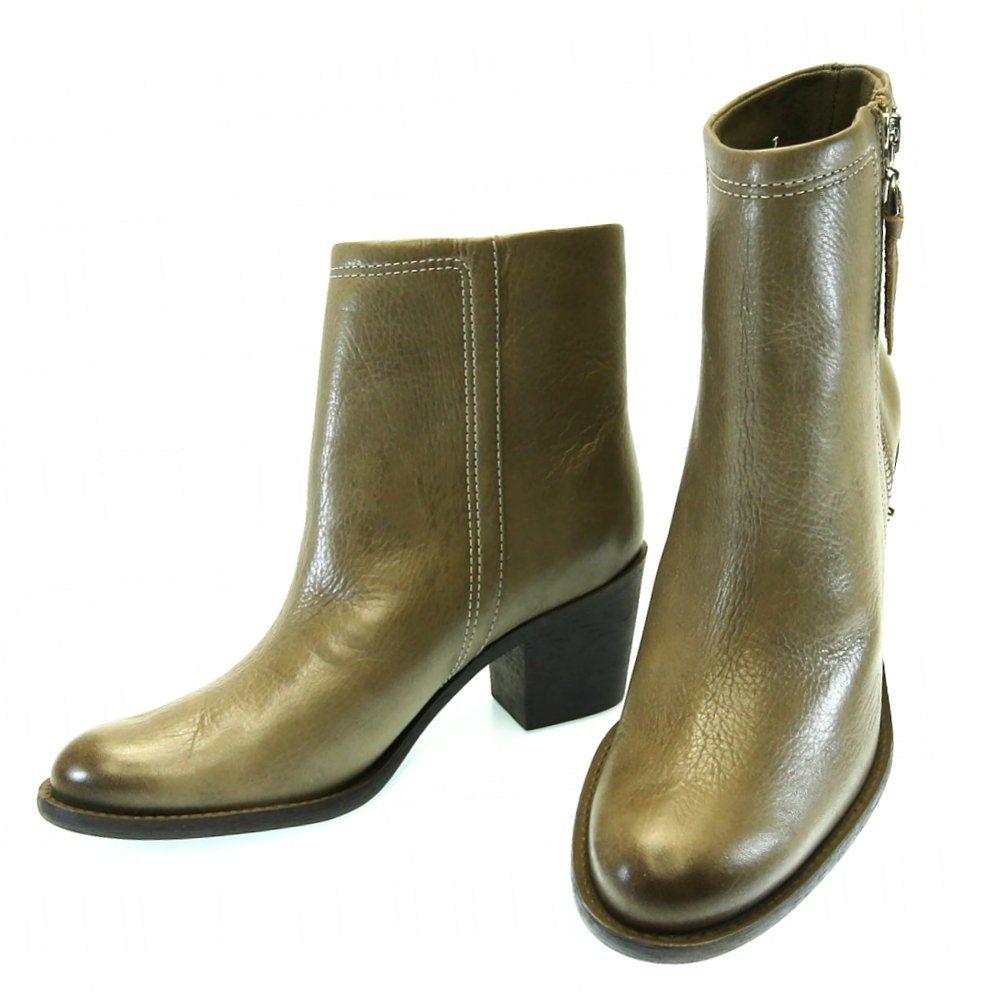 Bota Cano Curto Fendi 3136 Dumond by Moselle | Moselle sapatos finos femininos! Moselle sua boutique online.