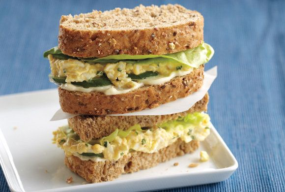 Devilled egg salad sandwiches deviled egg salad egg salad devilled egg salad sandwiches canadian living forumfinder