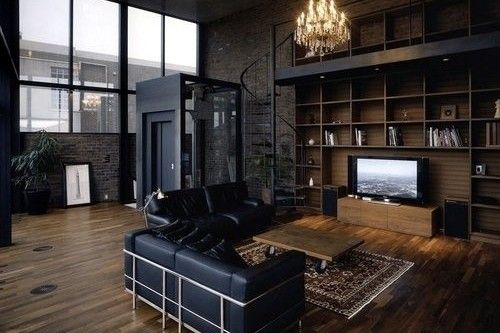 Manly decorating! Create your Dream Man Cave | Modern man cave ...