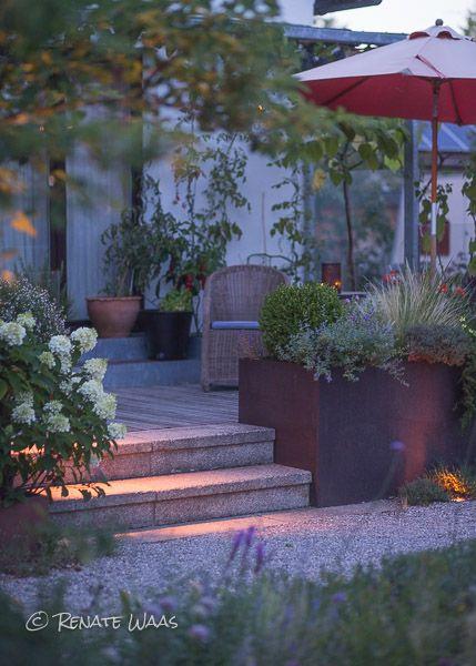 Gartengestaltung Munchen Einen Landlichen Garten Umgestalten Und