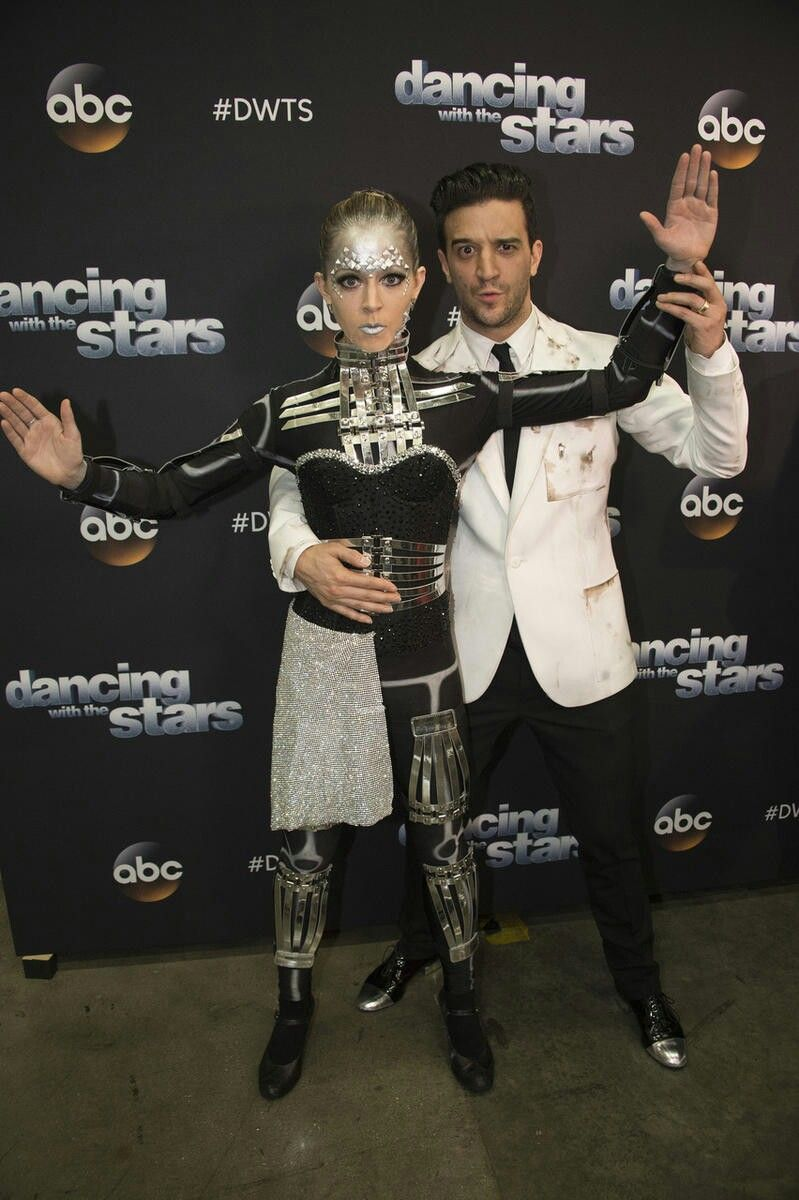 Lindsey Stirling DWTS perfect score
