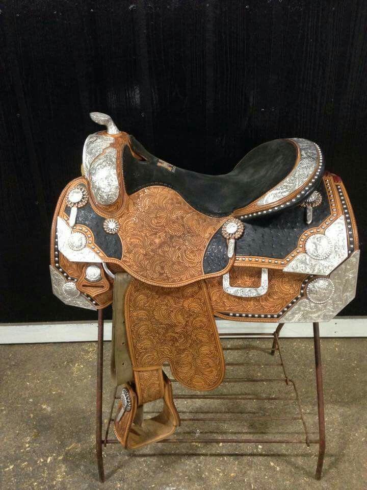 Harris Show Saddle For Sale | Western Saddles | Saddles ...