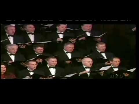 """""""All Creatures of Our God and King"""" performed by Mormon Tabernacle Choir, arranged by Mack Wilberg"""