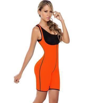 46d33f4a27 Women Neoprene waist cincher trainer workout sauna suit waist corset hot  s-haper body lady