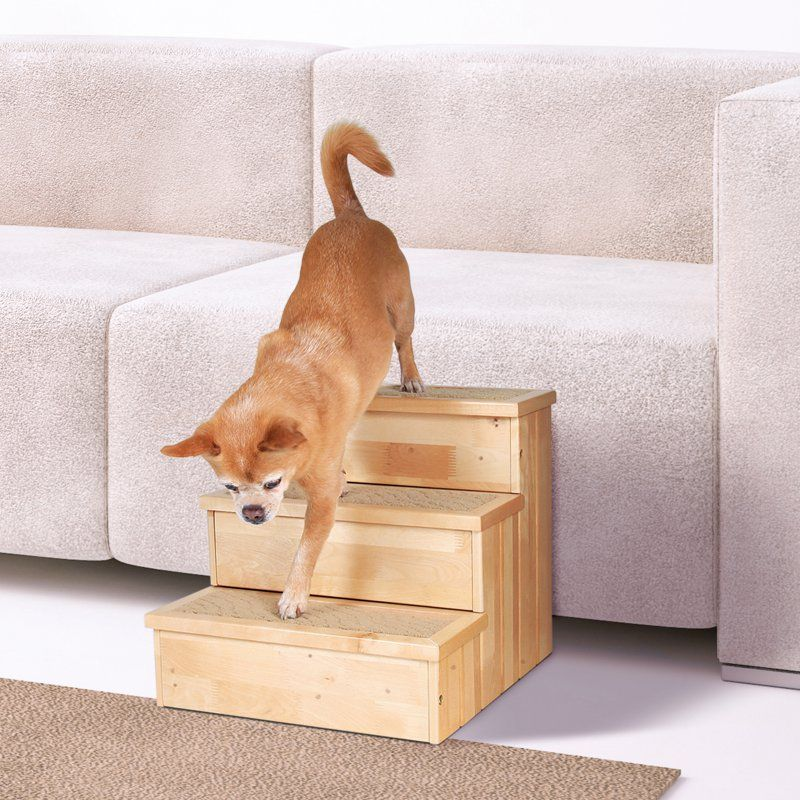 Best Trixie Pet Products Wooden Pet Stairs 3943 Pet Stairs 640 x 480