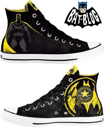 2e77318922c2 For Christina Wheeler... batman converse shoes