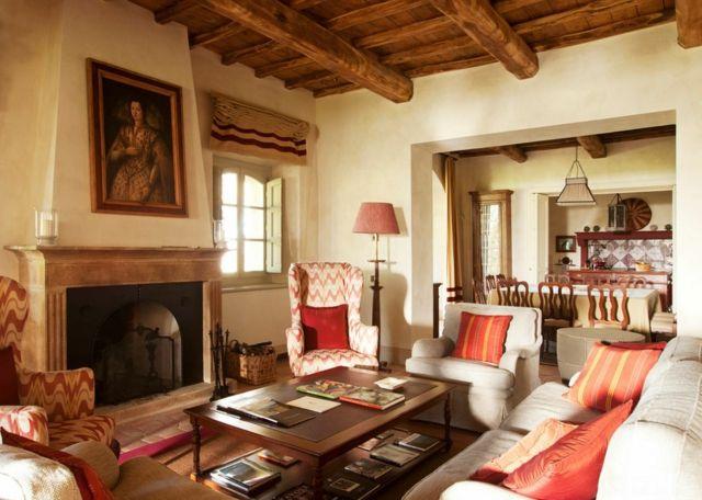int rieur rustique la chemin e ancienne d poque relooking cheminee rustique pinterest. Black Bedroom Furniture Sets. Home Design Ideas