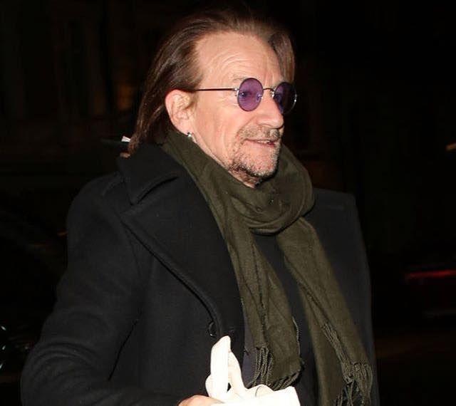 U2 -Bono à Monaco -04 Mars 2018 en 2019 | U2 -BONO | Mars ...