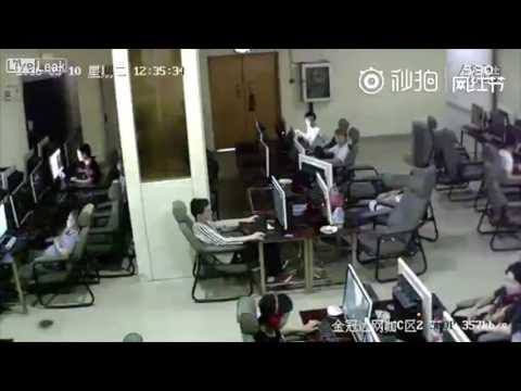 Youth electrocuted at internet cafe via Popular Right Now - Thailand http://www.youtube.com/watch?v=yp1fIAP0nYM