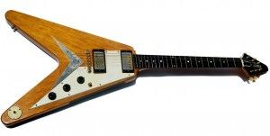 The History Of The Incomparable Flying V | CUSTOM GUITARS