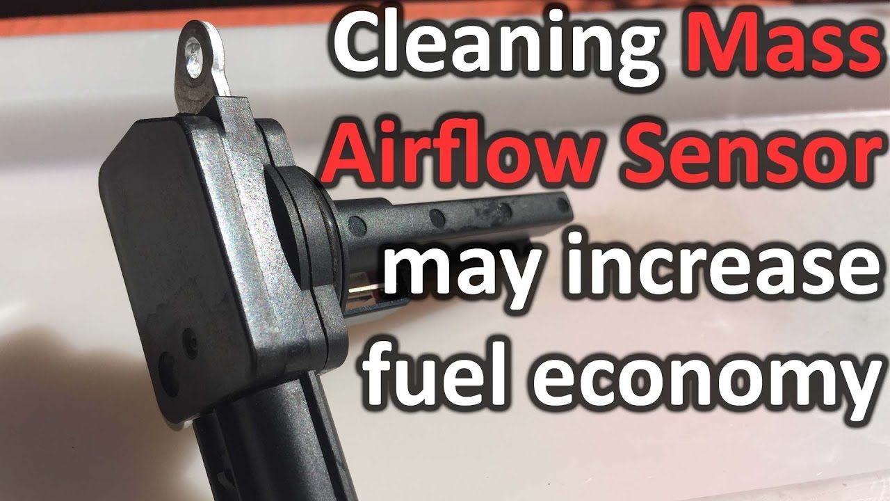 How To Clean a Mass Air Flow Sensor | Cool tips and tricks