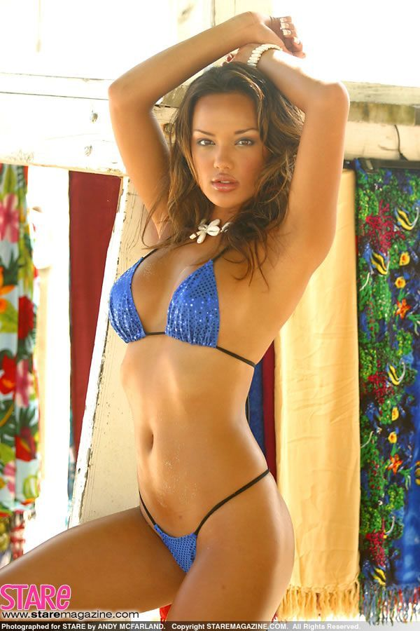 Raquel gibson nude video